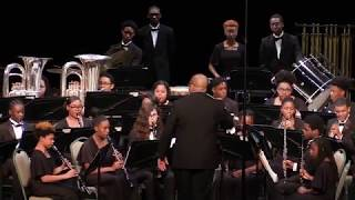 2018 EE Smith HS Symphonic Band - Totem Pole - Eric Osterling