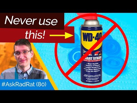How to Clean Bearings the Right Way #AskRatRat 80