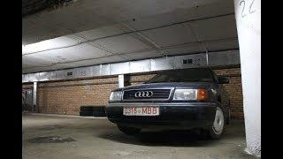 Audi 100 C4: tiklash, zarar, ta'mirlash. Yangi loyiha