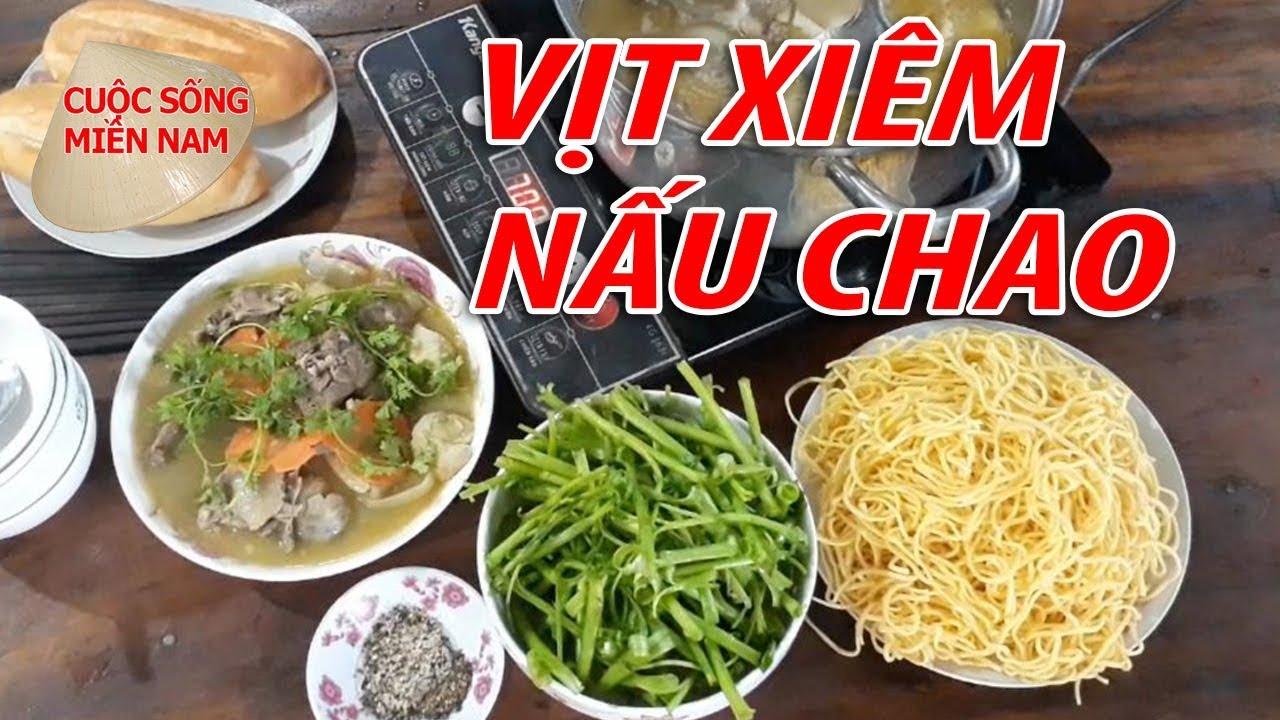 Vịt Xiêm Nấu Chao thật tuyệt vời  | Nam Việt | VietNam Travel - Food - Món ngon Miền Tây