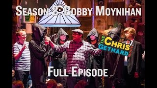 S2E6: Bobby Moynihan & Donald Trump in 'The Truth Might Be Out There'