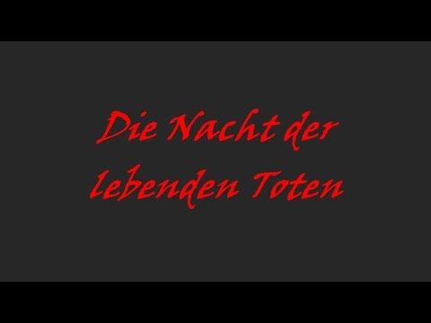Die Nacht der lebenden Toten - Horrorklassiker (1968, ganzer Film, deutsch)