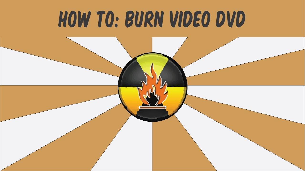 Mac How-To: Burn a Video DVD