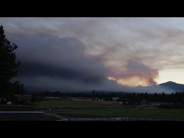 Milli Fire in Sisters, OR - 8/17/2017