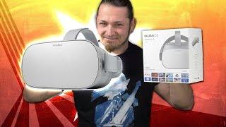 OCULUS GO 🤓 Kabellos VR genießen? [Review, Technik, German, Deutsch]