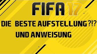 FIFA 17 BESTE AUFSTELLUNG ?!?!?!?!  TIPPS UND TRICKS [HD]