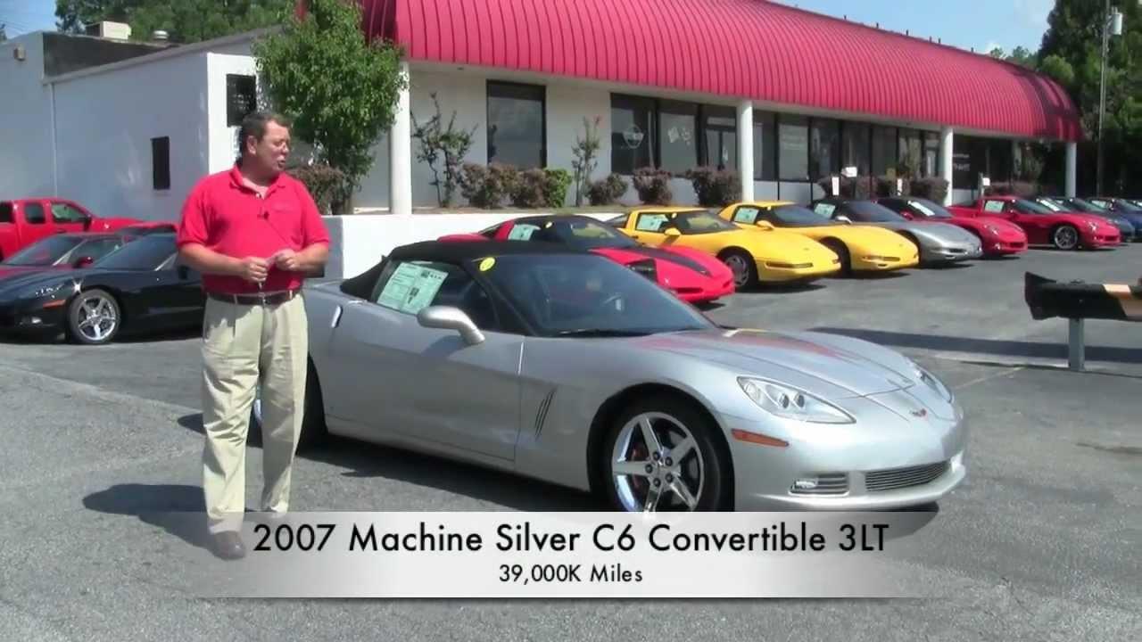 2007 Corvette 3lt Convertible Youtube C6 Painted Fuse Box Cover