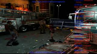 Resident Evil 2 Claire A-Black Mage Pein with Barricade133 guest commentary!