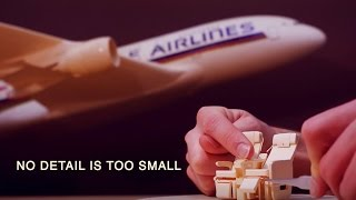 At Singapore Airlines, No Detail Is Too Small | Singapore Airlines thumbnail