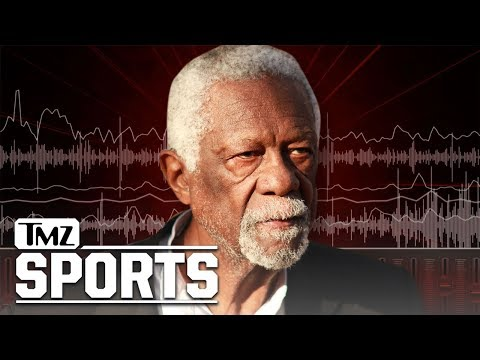NBA Legend Bill Russell Rushed to the Hospital | TMZ Sports