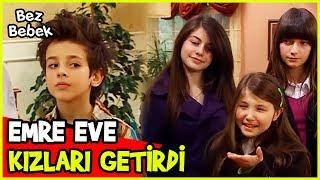 EMRE EVE KIZLARI GETİRİYOR - Bez Bebek 20. Bölüm