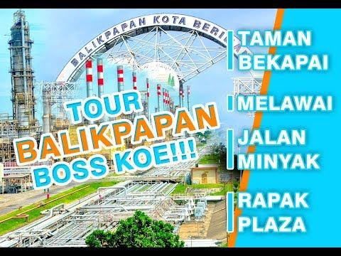 Balikpapan Tourism (Taman Bekapai Go To Rapak Plaza) #Kaltim #Balikpapan #Tour #thiyarz
