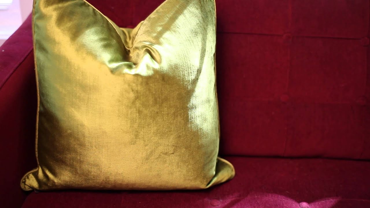 Wine Colored Pillows