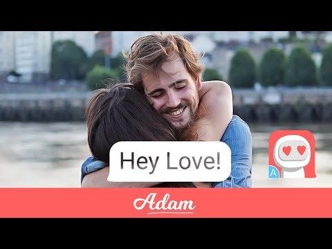 Hey Love Adam: Texting Game 1
