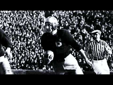 Tom Harmon: Michigan Football Legend