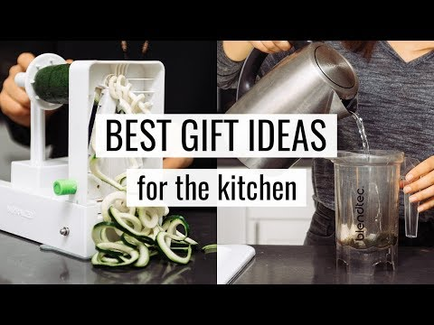 Best Gift Ideas to Stock Your Kitchen | #GIFTWEEK