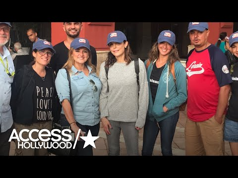Bethenny Frankel Opens Up About Bringing Aid to Puerto Rico | Access Hollywood