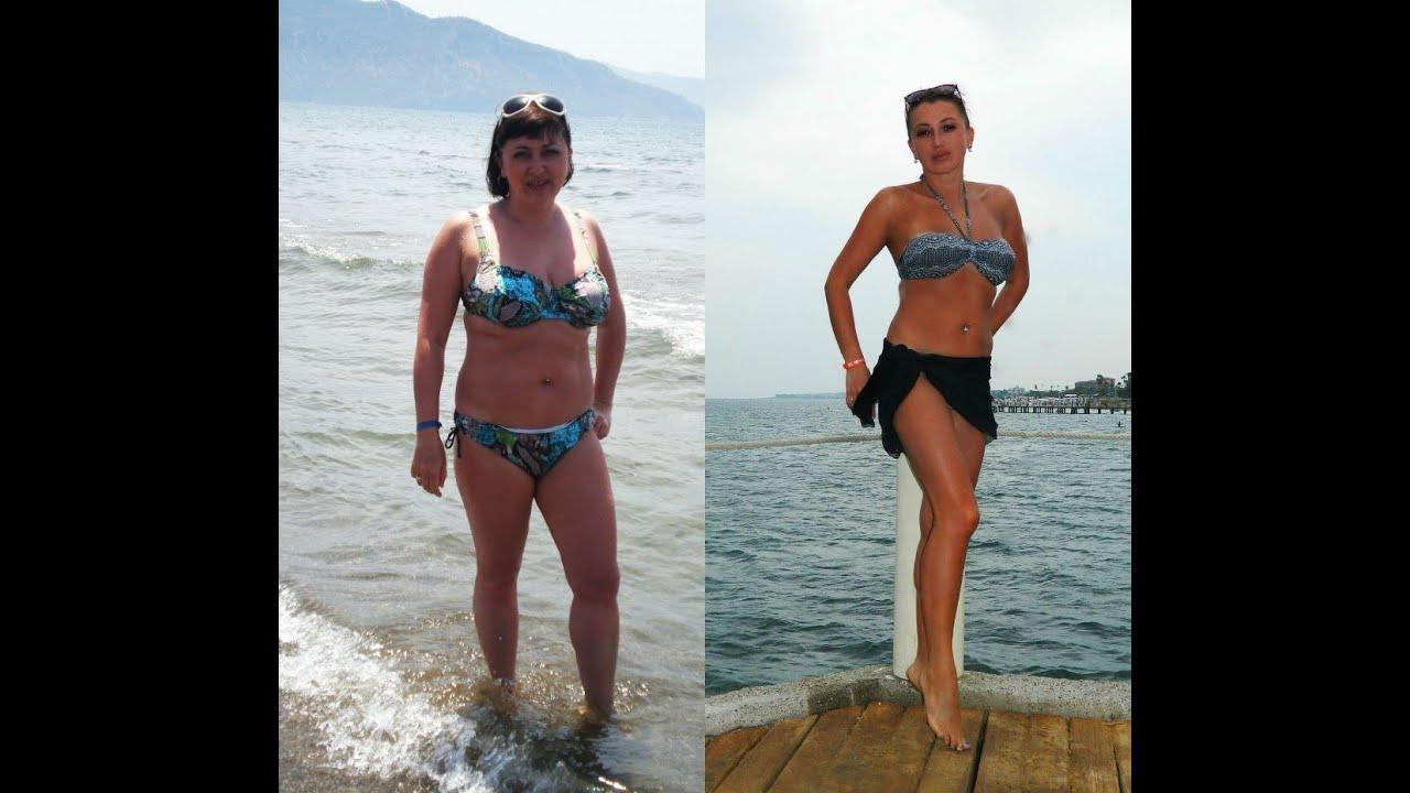 как похудеть на 60 кг за год