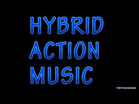 Action Music Instrumental  Hybrid Chaos  Epic Soundtrack  Fesliyan Studios