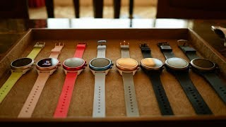 Fossil and Kate Spade smartwatches at CES 2019