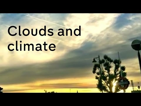 Climate change: how clouds regulate our weather