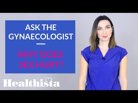 Why Does Sex Hurt? Ask the Gynaecologist