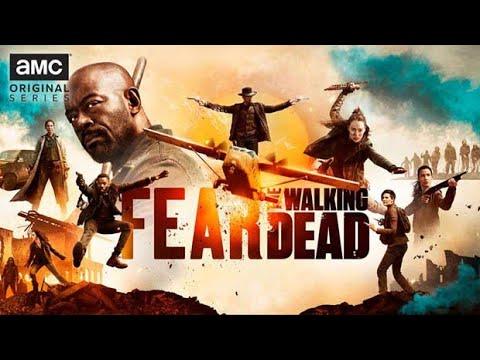 DWIGHT Y FEAR THE WALKING DEAD TEMPORADA 5 IMÁGENES !! - Capitan Walker.