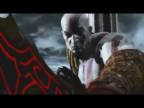 'Chaos' God of War III Official Launch Trailer