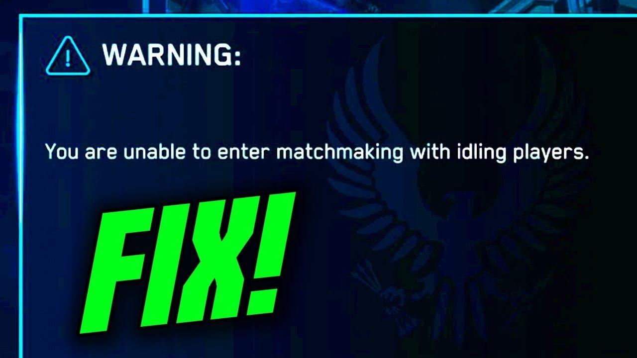 Halo matchmaking fixe encore