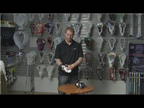 how to break in a lacrosse pocket