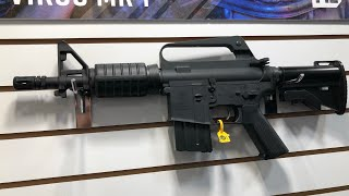 New Airsoft Guns, Helmet and Magazines from PTS Syndicate | SHOT Show 2019