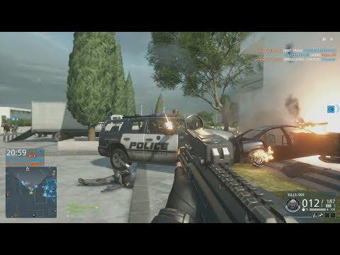 Battlefield Hardline In 2019 (Conquest Gameplay)