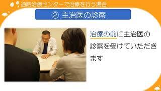 東京都立駒込病院 ④通院治療センターで治療を行う場合(東京都病院経営本部)