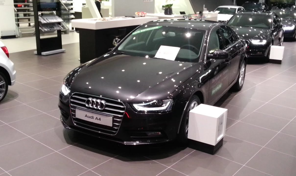 audi a4 2015 in depth review interior exterior youtube. Black Bedroom Furniture Sets. Home Design Ideas
