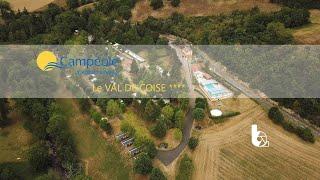 Camping Campéole - Le Val de Coise - 4K