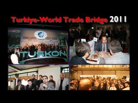 TUSKON-TURKIYE WORLD TRADE BRIDGE 2012