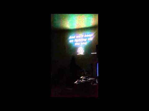 Silvestr mládeže ECM 2013 - karaoke