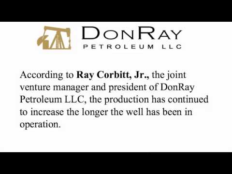 DonRay Petroleum Announced Completion of the DRP Grace #41 Well