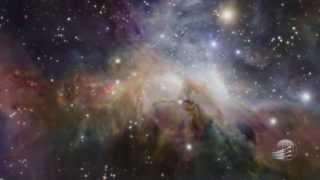 Visões do Céu - Nebulosa de Órion