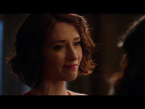 All Sanvers Kisses - Alex and Maggie (Supergirl)