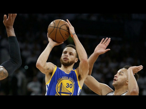 Golden State Warriors vs San Antonio Spurs - Full Highlights | Game 3 | May 20, 2017 | NBA Playoffs