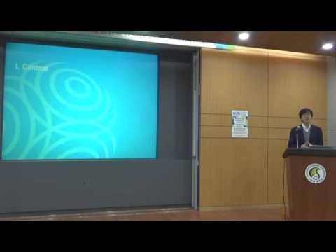 [2015 성균관대학교 문헌정보학과] UN Global Pulse 이종건 박사 특강 - 1