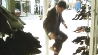 Stone in Shoe | Mr. Bean Official