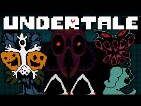Horror Game?! Undertale No Hit Run (Pacifist) #8