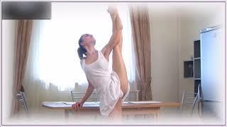 Hot Flexible Beautie Stretching | MOST Amazing flexible girl HD VIDEO