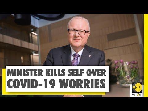 Thomas Schaefer's suicide over C0VID-19 fear shocks Germany | Coronavirus News | World News