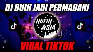 DJ Buih Jadi Permadani feat Silvia Nicky (Remix Galau Full Bass 2019)