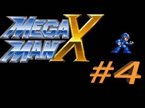 Mega Man X Ep. 4: You're doing it wrong