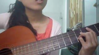 Ánh trăng nói hộ lòng tôi (Yue liang dai biao wo de xin) - Guitar solo
