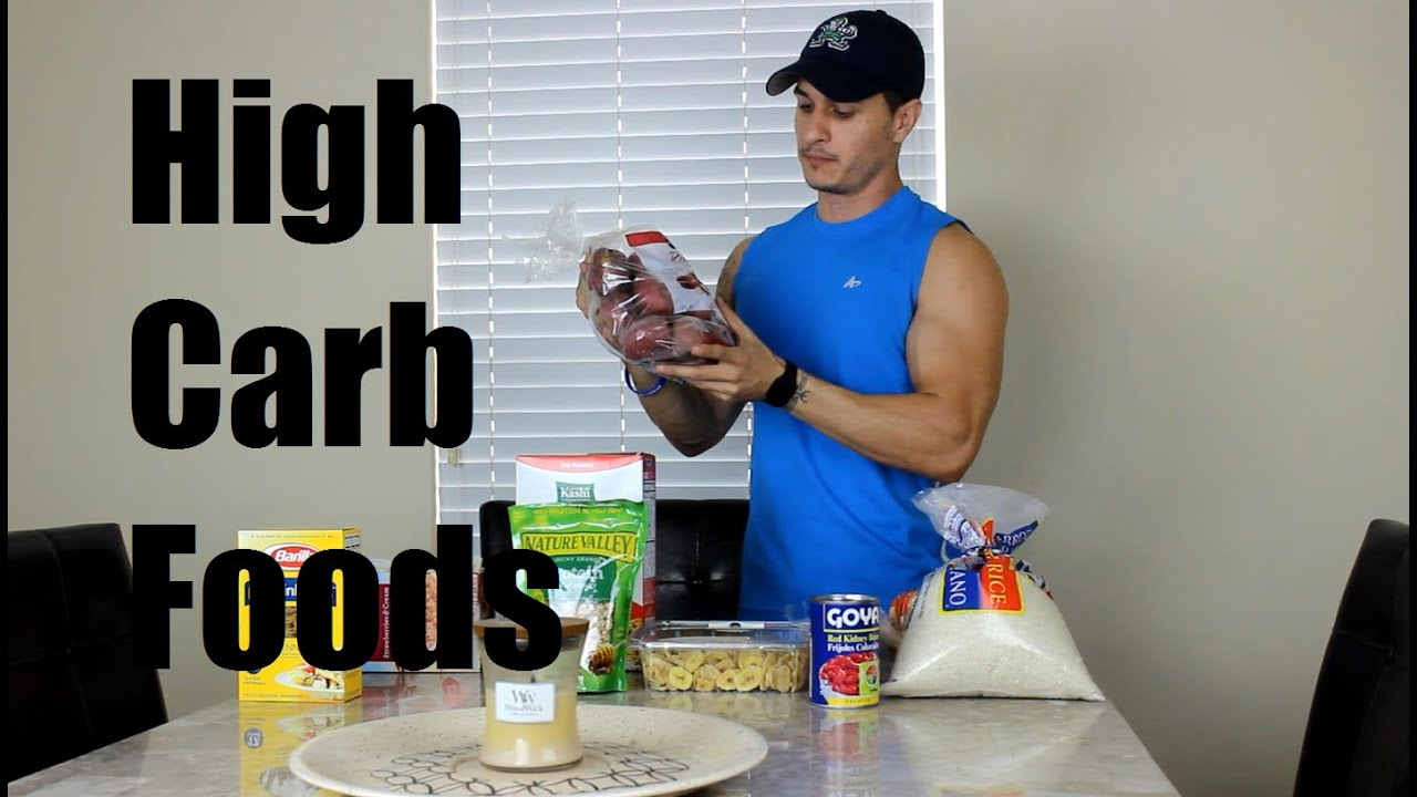 7 High Carb Foods for Hardgainers - Gain Weight Fast
